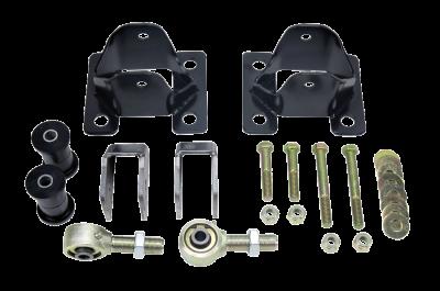 "Wehrli Custom Fabrication - 2011-2019 Duramax 68"" Traction Bar Kit (ECLB, CCLB) - Image 2"