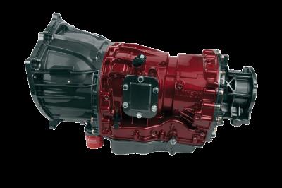 Allison Transmission's - Built Transmissions - Wehrli Custom Fabrication - LLY 750HP Built Transmission