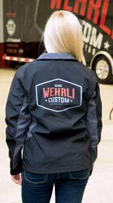Apparel & Merchandise - Sweatshirts & Jackets - Wehrli Custom Fabrication - Sport Jacket