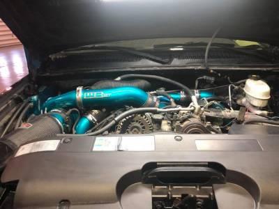 Wehrli Custom Fabrication - 2001-2004 LB7 S400/Stock Twin Turbo Kit - Image 7