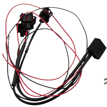 Fuel System Parts & Kits - Dual CP3 Kits & Misc. Parts - Wehrli Custom Fabrication - 2006-2016 Duramax Twin CP3 Controller