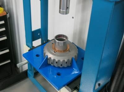 Wehrli Custom Fabrication - 2017-2019 L5P Duramax750HP Built Transmission - Image 2
