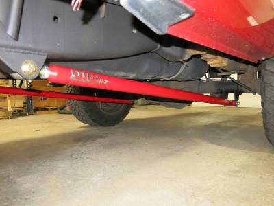"Wehrli Custom Fabrication - Dodge, Ford, Universal 68"" Traction Bar Kit (ECLB, CCLB) - Image 4"