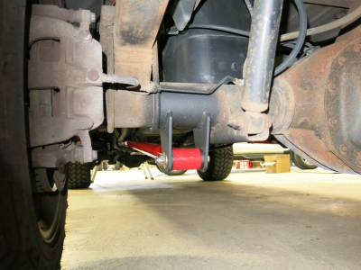 "Wehrli Custom Fabrication - Dodge, Ford, Universal 68"" Traction Bar Kit (ECLB, CCLB) - Image 5"