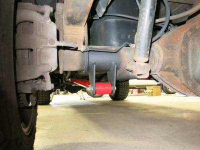 "Wehrli Custom Fabrication - Dodge, Ford,Universal68"" Traction Bar Kit (ECLB, CCLB) - Image 5"