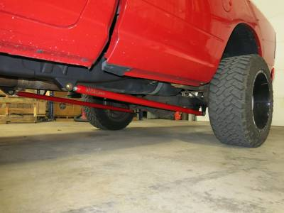 "Wehrli Custom Fabrication - Dodge, Ford, Universal 68"" Traction Bar Kit (ECLB, CCLB) - Image 7"
