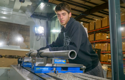 WCFab Traction Bars are manufactured in-house for the highest quality control standards.