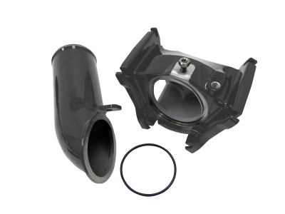 Wehrli Custom Fabrication - 2007.5-2010 LMM Duramax High Flow Intake Bundle Kit - Image 11