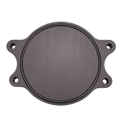 Wehrli Custom Fabrication - Duramax CP3 Block Off Plate - Image 2