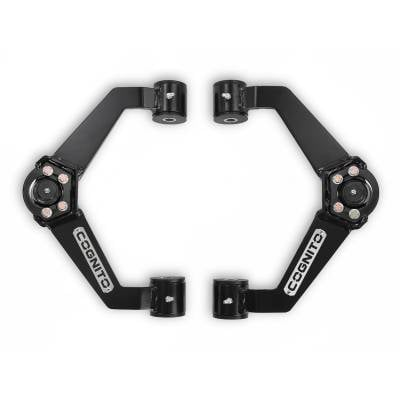 Cognito Motorsports - 2011-2019 Duramax Cognito Motorsports Upper Control Arm Kit (Ball Joint style boxed w/o dual shock mounts)