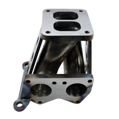 "ProFab Performance  - 2001-2016 Duramax ProFab Fabricated T4 Pedestal 6.5"" Tall - Image 1"