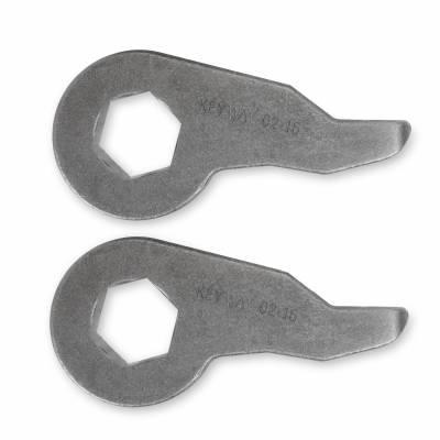 Cognito Motorsports - 2001-2010 Duramax Cognito Torsion Bar Adjuster Key Kit (GM) - Image 2