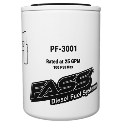 Replacement Parts & Accessories  - Replacement Parts & Accessories  - FASS Fuel System - Fass Particulate Filter