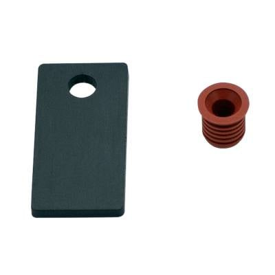 Replacement Parts & Accessories  - Replacement Parts & Accessories  - Wehrli Custom Fabrication - 2006-2010 LBZ/LMM Duramax Map Sensor Seal & Bracket