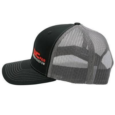 Wehrli Custom Fabrication - Snap Back Hat Black/Charcoal WCFab - Image 3