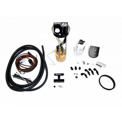 Fleece Performance  - Fleece Fuel System Upgrade Kit with PowerFlo Lift Pump for 2003 - 2004 Cummins