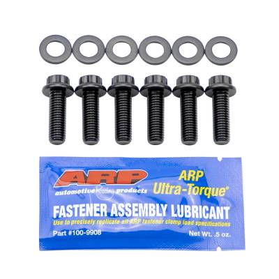 Wehrli Custom Fabrication - 2001-2016 Duramax Up Pipe Bolt Kit