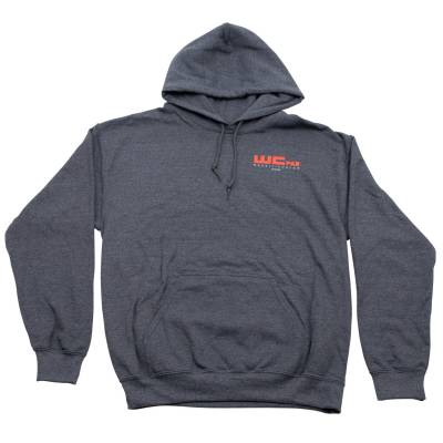 Wehrli Custom Fabrication - Men's Pullover Hoodie  - Image 2