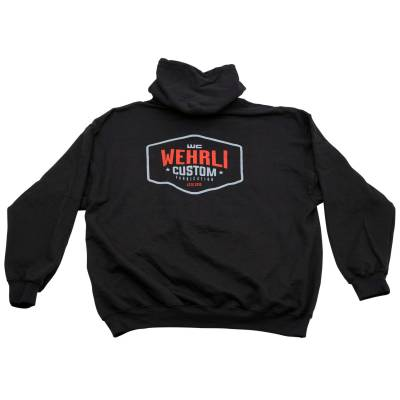 Wehrli Custom Fabrication - Men's Pullover Hoodie  - Image 3