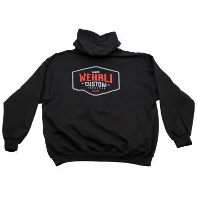 Wehrli Custom Fabrication - Men's Pullover Hoodie - Image 3