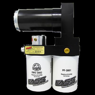 FASS Fuel Systems - Fass Titanium Signature Series 290 GPH Lift Pump for 1998.5-2004.5 Cummins - Image 2