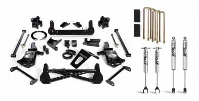 """2017+ L5P - Chassis and Suspension - Cognito Motorsports - 2011-2019 LML/L5P Duramax Cognito - 7"""" Standard Lift Kit"""