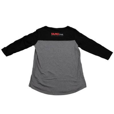Wehrli Custom Fabrication - Women 3/4 Sleeve T-Shirt - Image 2