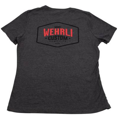 Wehrli Custom Fabrication - Women V-Neck T-Shirt - Image 4