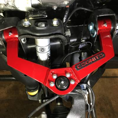 Cognito Motorsports - 2020+ L5P DuramaxCognito Motorsports Upper Control Arm Kit (Ball Joint style boxed w/o dual shock mounts) - Image 6