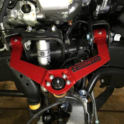 Cognito Motorsports - 2020+ L5P DuramaxCognito Motorsports Upper Control Arm Kit (Ball Joint style boxed w/o dual shock mounts) - Image 7