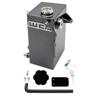 Wehrli Custom Fabrication - 2020+ L5P Duramax OEM Placement Coolant Tank Kit - Image 2