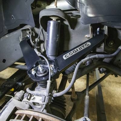Cognito Motorsports - 2001-2010 Duramax Cognito - 3-Inch Performance Leveling Kit With Fox PS 2.0 IFP Shocks - Image 2