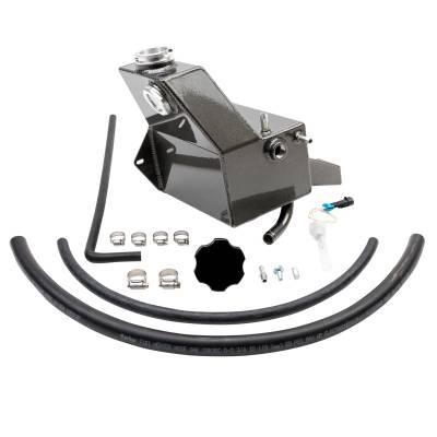 Wehrli Custom Fabrication - 2013-2018 6.7 CumminsOEM Placement Coolant Tank Kit - Image 2