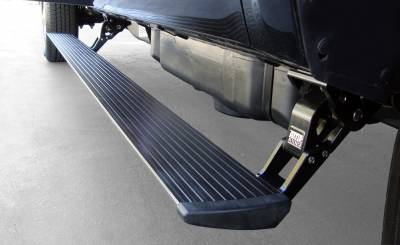 AMP Research - 2015-2016 LML Duramax AMP Research PowerStep for Extended & Crew Cab, PNP - Image 1