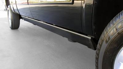 AMP Research - 2015-2016 LML Duramax AMP Research PowerStep for Extended & Crew Cab, PNP - Image 2