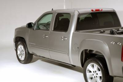 AMP Research - 2007.5-2010 LMM / Some 11-14 LML Duramax AMP Research PowerStep for Extended and Crew Cab Models - Image 2