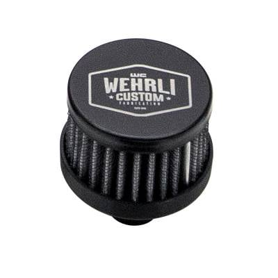 """Replacement Parts & Accessories - Replacement Parts & Accessories - Wehrli Custom Fabrication - Breather Filter for 3/4"""" Pipe"""
