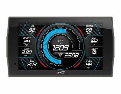 4th Gen 6.7L 2010-18 - Gauges & Monitors - Edge Products - Edge Insight CTS3 Gauge Monitor