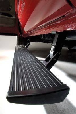 AMP Research - 2015-19 GM HD GAS / Some LML/L5P Duramax AMP PowerStep for Extended & Crew Cab