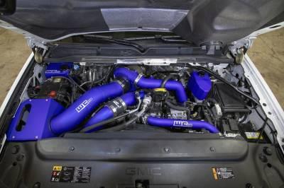 Wehrli Custom Fabrication - 2017-2019 L5P Duramax S400 Single Turbo Install Kit - Image 4