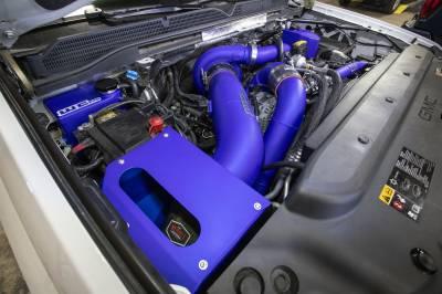 Wehrli Custom Fabrication - 2017-2019 L5P Duramax S400 Single Turbo Install Kit - Image 7