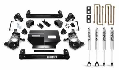"""Cognito Motorsports - 2020-2021 L5P Duramax Cognito - 4"""" Standard Lift Kit"""