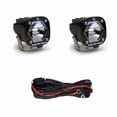2017+ L5P - Exterior & Lighting - Baja Designs - S1 LED Light Universal Baja Designs