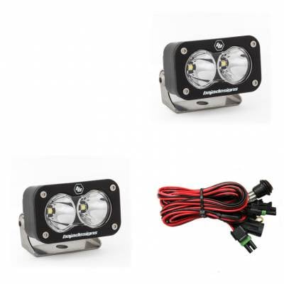 2011-2019 6.7L Power Stroke - Exterior & Lighting - Baja Designs - S2 Sport LED Light Universal Baja Designs