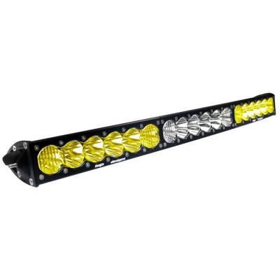 "Baja Designs - OnX6 Dual Control Amber / White LED Light Bar 30"" Universal Baja Designs - Image 2"