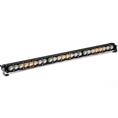 "2011-2019 6.7L Power Stroke - Exterior & Lighting - Baja Designs - S8 LED Light Bar 30"" Universal Baja Designs"