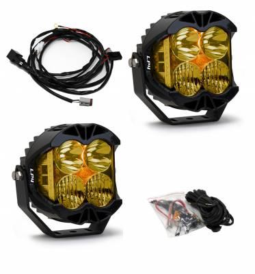 Baja Designs - LP4 Pro LED Light Universal Baja Designs (Pair) - Image 3