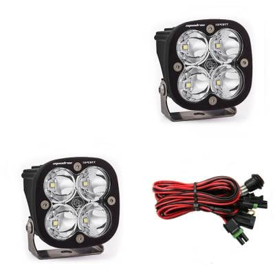Cummins - 3rd Gen 5.9L 2003-07 - Baja Designs - Squadron Sport LED Light Universal Baja Designs (Pair)