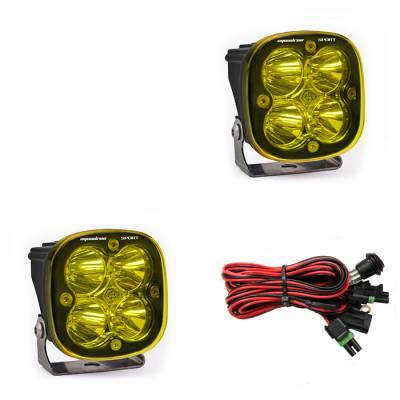 Baja Designs - Squadron Sport LED Light Universal Baja Designs (Pair) - Image 5