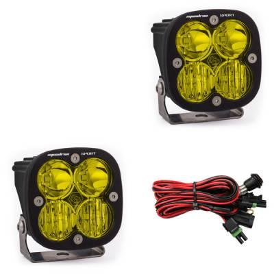 Baja Designs - Squadron Sport LED Light Universal Baja Designs (Pair) - Image 6